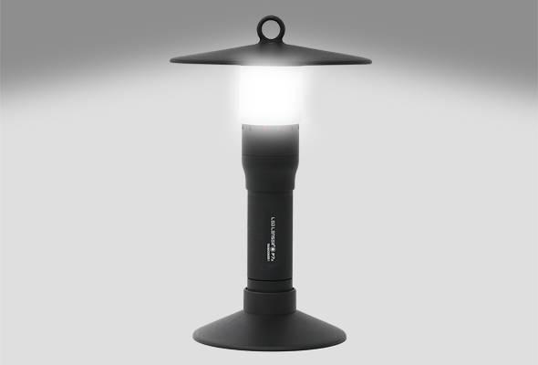 Campinglaterne Set für LED LENSER® Lampen der 7er Modelle