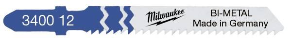 Milwaukee Stichsägeblatt Metall 55|2 T11