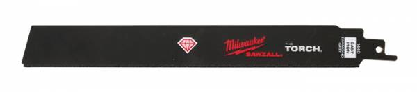 Milwaukee THE TORCH Säbelsägeblatt Diamant Grit 230 mm
