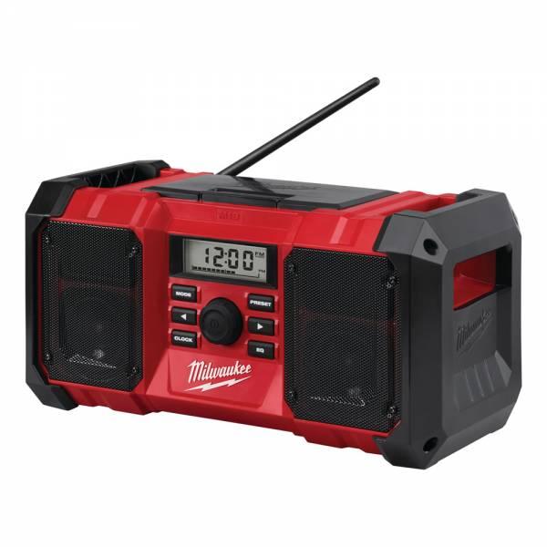 Milwaukee Akku- / Netz-Radio M18 RC ohne Akku