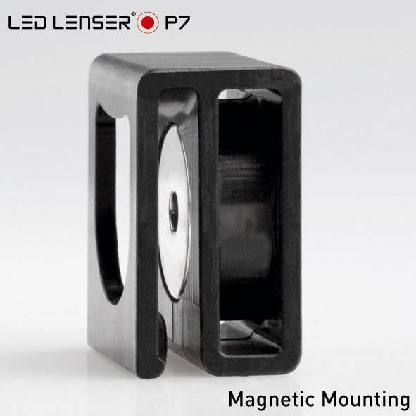 LED LENSER® Magnetic Mounting