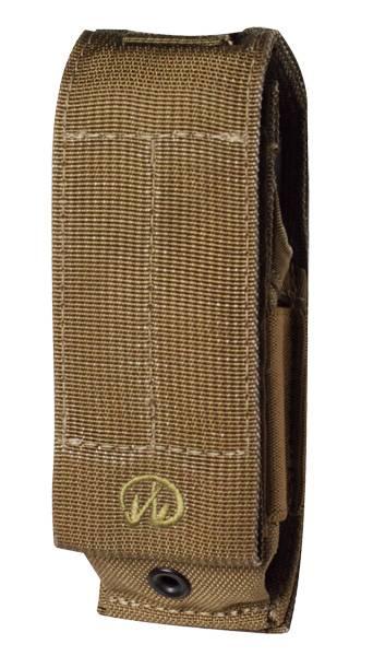 Leatherman Nylon-Holster XL in braun