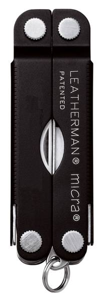 Leatherman MICRA® in schwarz, zu