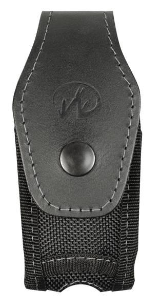 Leatherman Premium Holster, Leder-Nylon, schwarz
