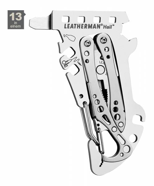 Leatherman® HAIL & STYLE PS, Pocket Tool