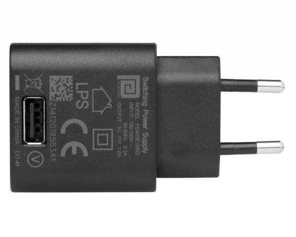 Lade-Adapter für wiederaufladbare LED LENSER Kopflampen