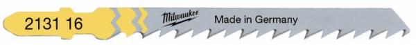 Milwaukee Stichsägeblatt für Holz und Holzwerkstoffe