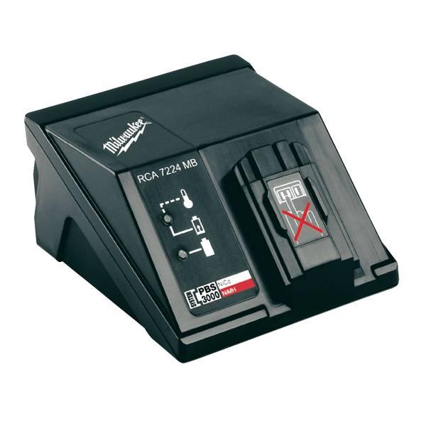 Milwaukee Ladegerät für Akku-System PBS 3000 RCA