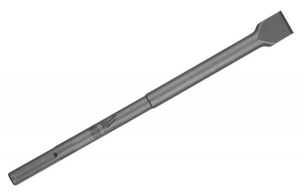 Milwaukee SDS-Max Flachmeißel - Länge 380 mm - Meißelbreite 30 mm