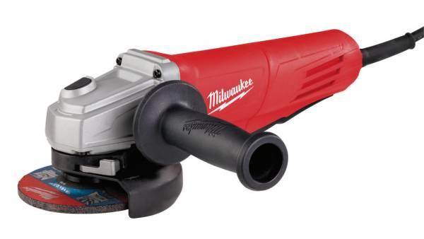 Milwaukee Winkelschleifer AG 12-125 X mit 1200 Watt, kompakt