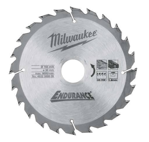Milwaukee Handkreissägeblatt Holz, Abb. ähnlich