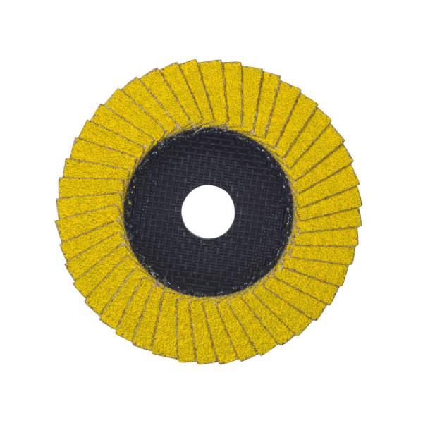Fächerschleifscheibe ø 125 mm, CERA-TURBO