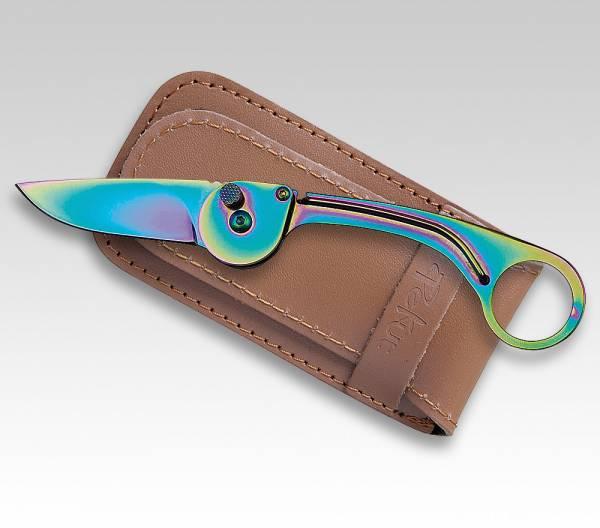TEKUT CAPER Spectral Taschenmesser inklusive Etui
