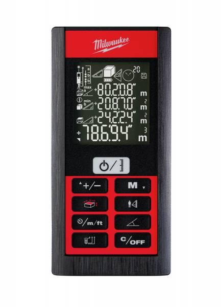 Milwaukee Laser-Entfernungsmesser LDM 80