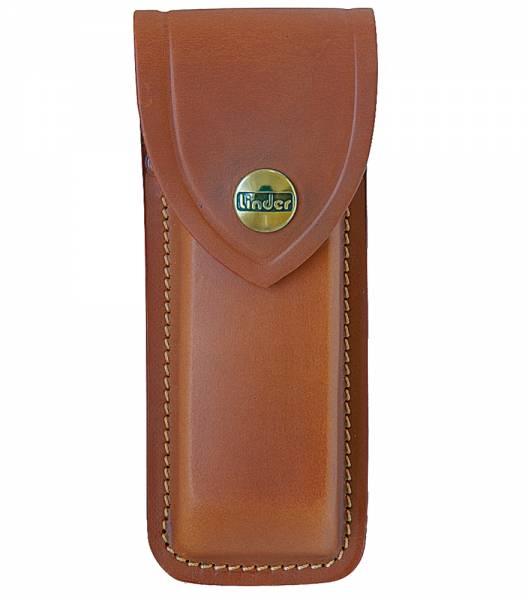 Leder-Etui für Taschenmesser 12 cm Heftlänge