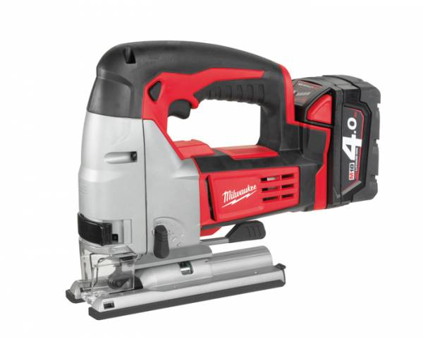 Milwaukee Jig Saw HD18 JS, 18 Volt Batteries