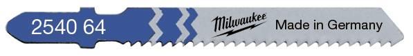 Milwaukee Stichsägeblatt Aluminium 55|2 T11