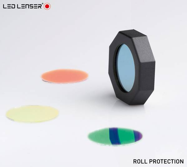 LED LENSER® Roll Protection mit FILTER SET