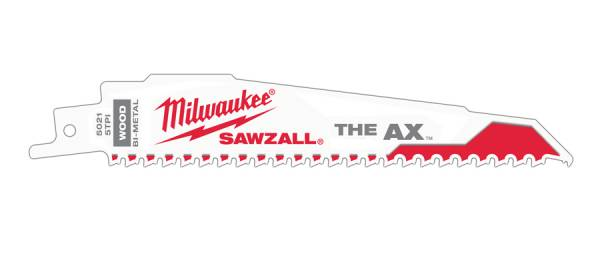 Milwaukee Säbelsägeblatt SAWZALL,150 mm