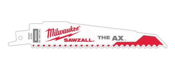 Milwaukee Sawzall saber saw blade, 150 mm