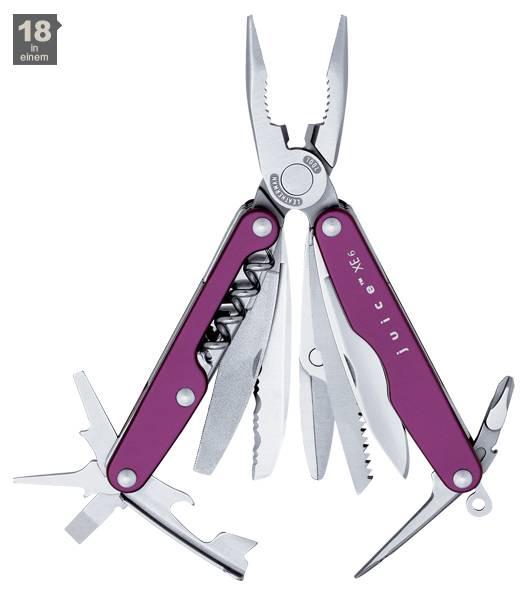 Leatherman JUICE® XE6 in Violett