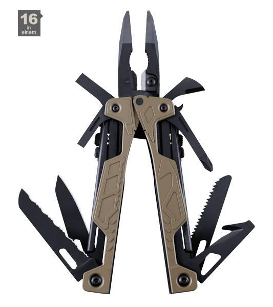 Leatherman® ONE-HAND-TOOL – Einhandwerkzeug