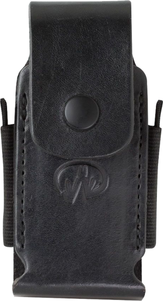 Leatherman Premium Holster II aus Nylon und Leder